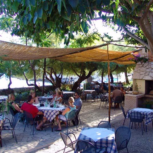 Hvar - Restaurant Mala Milna
